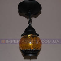 Кованая люстра под старину TINKO одноламповая декоративная LUX-410430