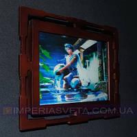 Светильник накладной, на стену и потолок IMPERIA дневного света декоративный LUX-343354