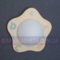Светильник детский бра, настенный TINKO одноламповый декоративный LUX-334366