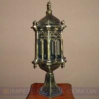 Светильник уличный столбик влагозащищенный IMPERIA садово-парковый LUX-432110