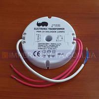 Трансформатор 12V для светильника, люстры, галогеновых ламп TINKO  LUX-364252