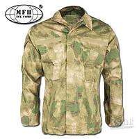 Костюм камуфляжный ACU, материал 100% coton  Rip Stop, фоленж HDT-camo   (MFH ) Германия