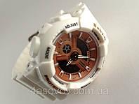 Часы женсие G-Shock - Baby _G, белые , глянец