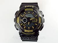 Часы спортивные G-Shock - Baby _G, оранж , глянец