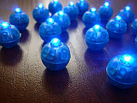 Светодиод синий для гелиевых шаров