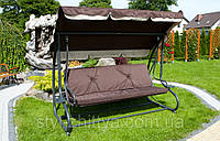 Гойдалка-ліжко 182см. на 4 особи
