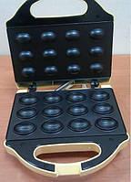 Вафельница MAGIO MG-391 , вафельница для орешков