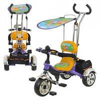Детский трехколесный велосипед Profi Trike 1688 Винни Пух