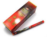 Аромапалочки  Feng Shui (Фэн-шуй) (Hem) (25/уп) квадрат