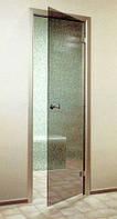 Стеклянные двери для хамама, турецкой парной Andres 700*1900