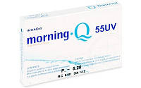 Купить линзы Киев  1-3 месяца Morning Q 55 UV