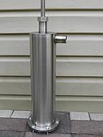 Ручной насос для колодца. Насос помпа на скважину (высота гильзы 500 мм, диаметр 104 мм)