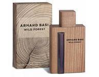 Мужская туалетная вода Armand Basi Wild Forest (Арманд Баси Ваилд Форест) древесный аромат ААТ