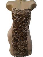Вечерние женские платья. Турция (разные цвета 44-46)