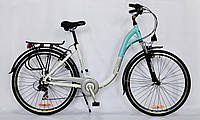 Велосипед  BARRACUDA 1111 алюминиевый, дорожный, городской.