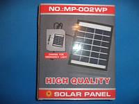 Солнечная батарея MP-002WP (зарядное устройство)