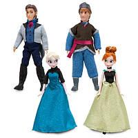 "Набор кукол Дисней (Disney)  мини ""Холодное сердце"""