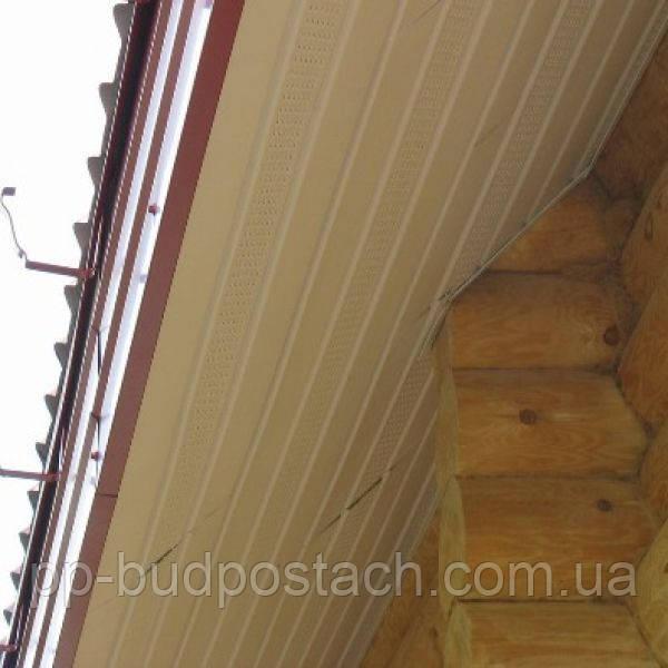 Подшивка крыши - Строительный портал