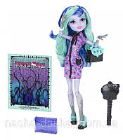 "Кукла Monster High Твайла (Twyla ) из серии ""Новый страх симестр"""