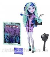 """Кукла Monster High Твайла (Twyla ) из серии """"Новый страх симестр"""""""
