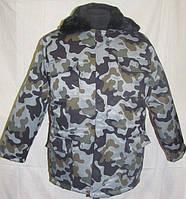 Куртка утепленная камуфлировання (рисунок Город)