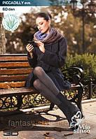 """Колготки с микрофиброй без шортиков с эффектом велюра ТМ""""Mio Senso"""" 60 den"""