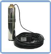 Насос для полива из скважины Водолей БЦПЭ-1,2-50