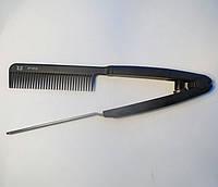 Расчёска для кератирования. Карбон