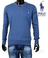Свитер мужской Ralph Lauren-54 синий