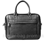 Кожаная сумка для ноутбука 15' Mantica Palermo