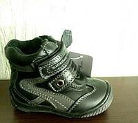Ботинки  кожаные детские для мальчика