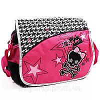 Яркая школьная сумка для девочек 1Вересня арт. 551467