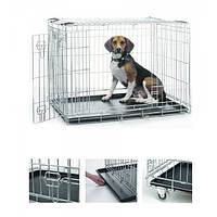 Клетка Savic 3290 0095 Dog Residence (Дог Резиденс) для собак 50 см/33 см/40 см