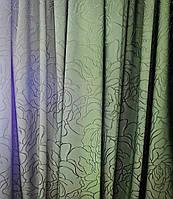 Портьерная ткань Хаки