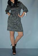 Платье вязаное wool Jessica Howard с завышенной талией  ( M/L)