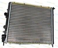 Радиатор охлаждения Renault Kangoo 1,9D / 1,5dci (D7R002TT) FP 56 A395-P