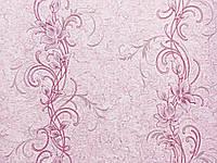 Обои винил на флизелине, волшебница, B585-06, розовый, цветок, лиана, 1,06*10м