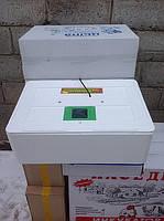 Инкубатор для яиц бытовой  наседка ибм-70 с механическим переворотом