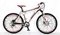 Велосипед горный MTB Кросс-кантри, Barracuda 1105, одноподвесный, 24 скорости