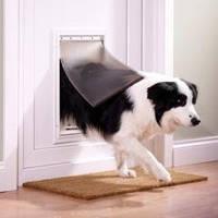Дверца Stayweell 640 (Стейвел)для собак крупных пород, усиленной конструкции