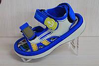 Детская летняя обувь, детские босоножки спорт для мальчика тм Тom.m пенка р. 20