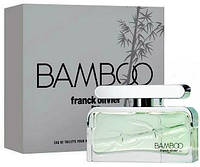 Frank Oliver Bamboo men 75ml.Оригинал