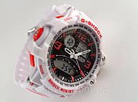 Часы мужские G-Shock - whita, белые , матовые