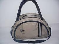 Яркая спортивная сумка бочонок, унисекс,фирма-adidas,цвета на выбор,большое отделение