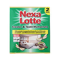 Nexa Lotte  Kleider- & Textil-Mottenfalle - Защита от моли для одежды и текстиля 2шт.