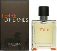 Hermes Terre men 100ml.Туалетная вода Оригинал