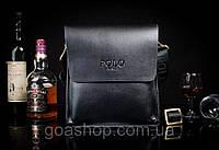 Красивая мужская сумка ПОЛО.Материал - комбинация кожи и кожиPU. Отличное качество. Кожаная сумка.Код:КСЕ52