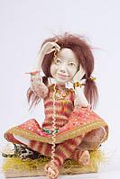 Базовый курс по созданию авторской куклы из паперклея
