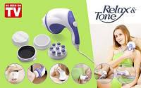 Массажное устройство Relax & Spin Tone ( Релакс энд Тон) купить в Украине