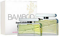 Frank Oliver Bamboo lady 75 ml. Тестер Оригинал